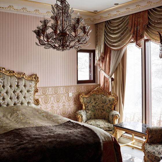 Luxurious honeymoon destination in Levi.